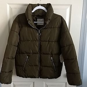 Altar'd State Puffy Coat Small NEW